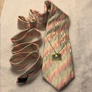Stacy Adams Tie With Tag